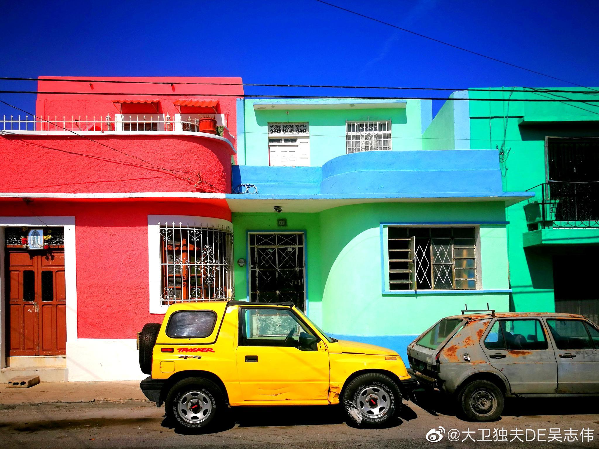 墨西哥的童话世界:梅里达
