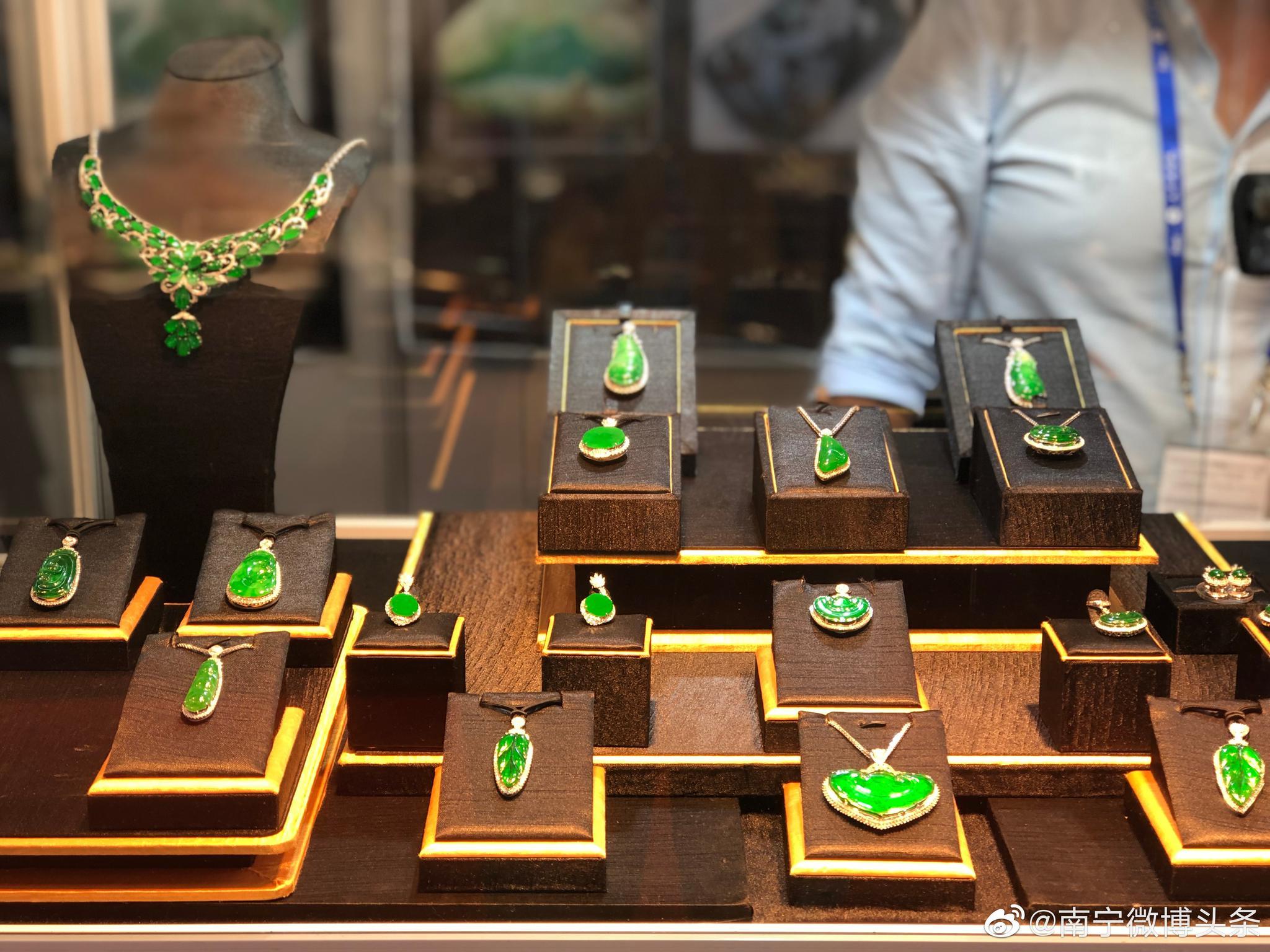 缅甸玉石,茶叶,奶茶,红木制品……缅甸馆的这些,你不容错过