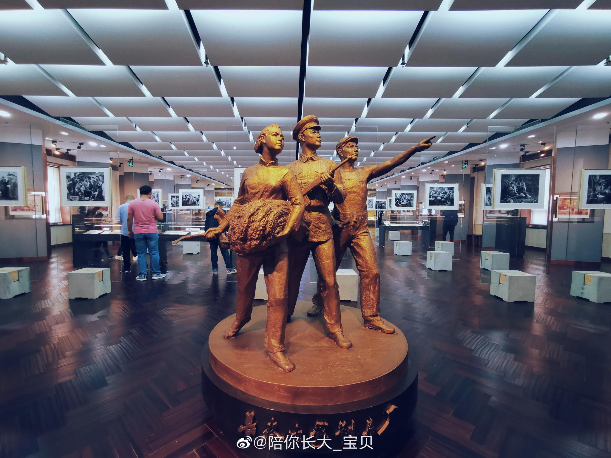 长春电影制片厂旧址博物馆,走进馆内