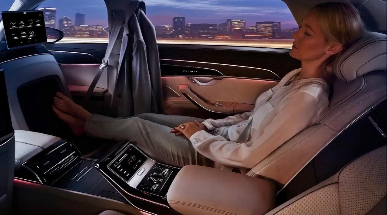 视频:奥迪终于崛起了!全新A6L的确比A8帅气,连奔驰E级都自愧不如