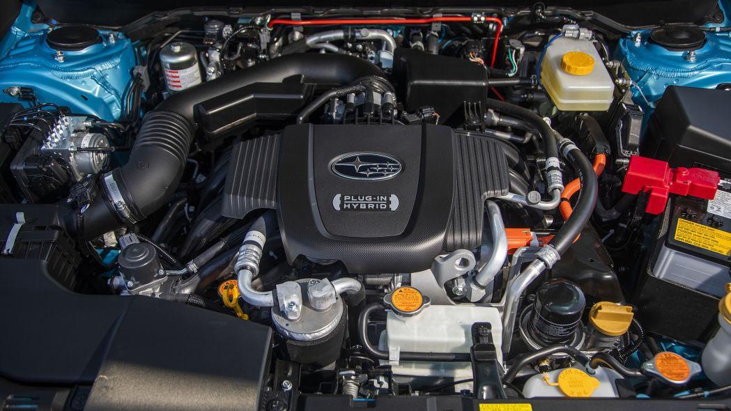 开辟新市场 新的斯巴鲁混合动力车型Crosstrek
