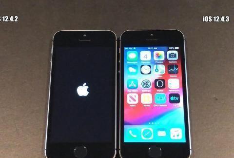 iPhone5S/6运行iOS12.4.3速度测试:看完再决定是否升级