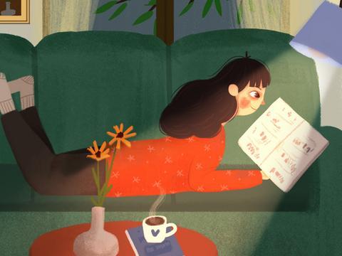 """""""高考前一晚,我因失恋而失眠。"""""""