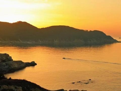 甲午海战的见证刘公岛,如今是风景满满的度假海岛!