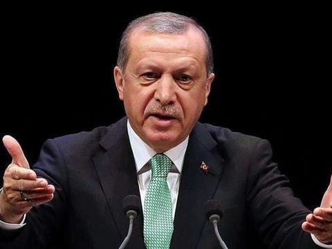 埃尔多安立功了:他促成了叙利亚民族大团结 应得到一吨重的奖章