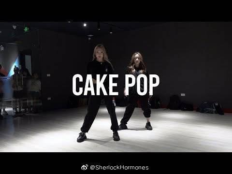 御姐Funky-Y & Amy全新编舞《Cake Pop》