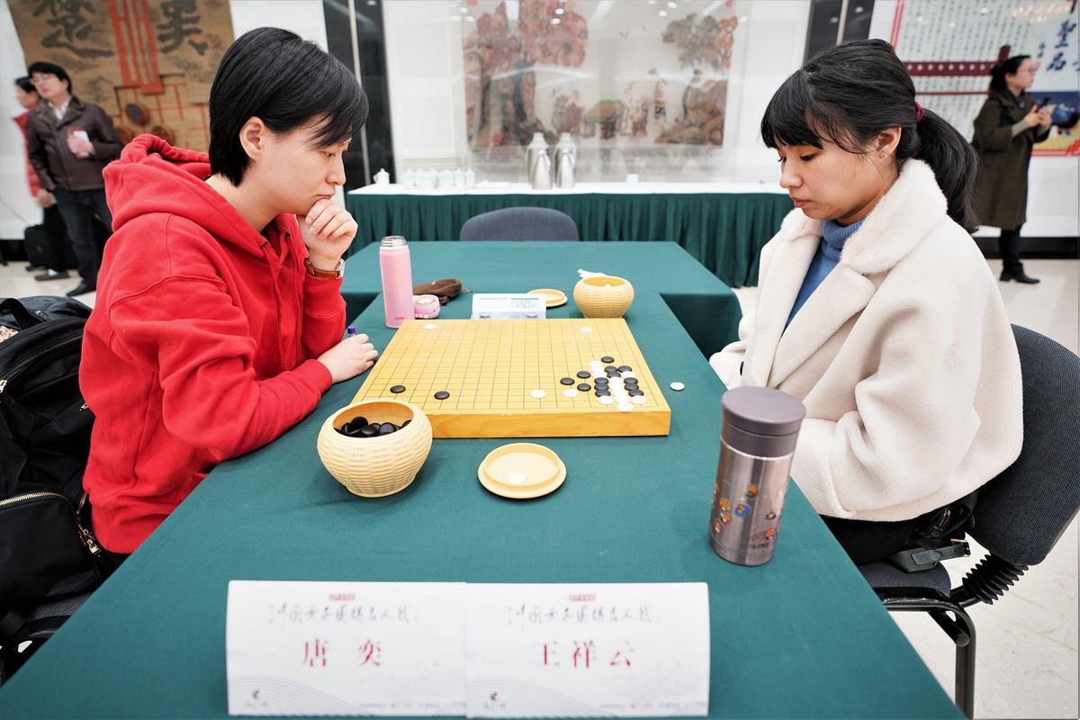 视频-女子名人战首轮开赛 32位棋手争夺挑战者位