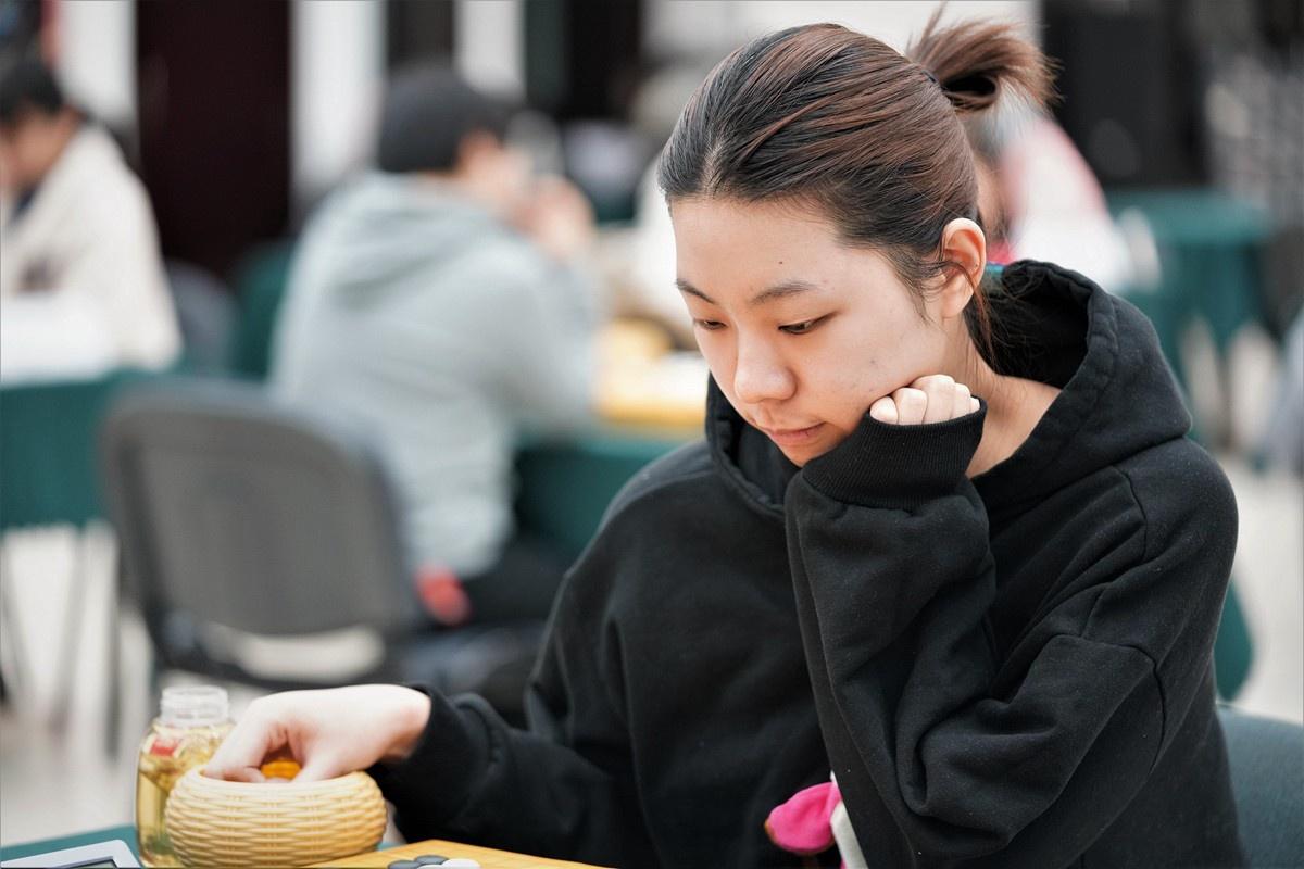 视频-女子名人战紧张刺激 围棋女英雄迎来16强赛