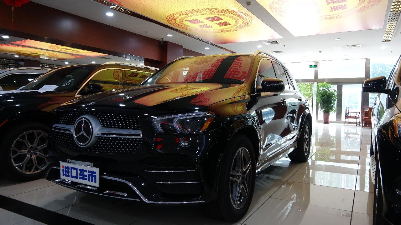 2020款加版奔驰GLE450 豪华进口车来袭 你看好吗?