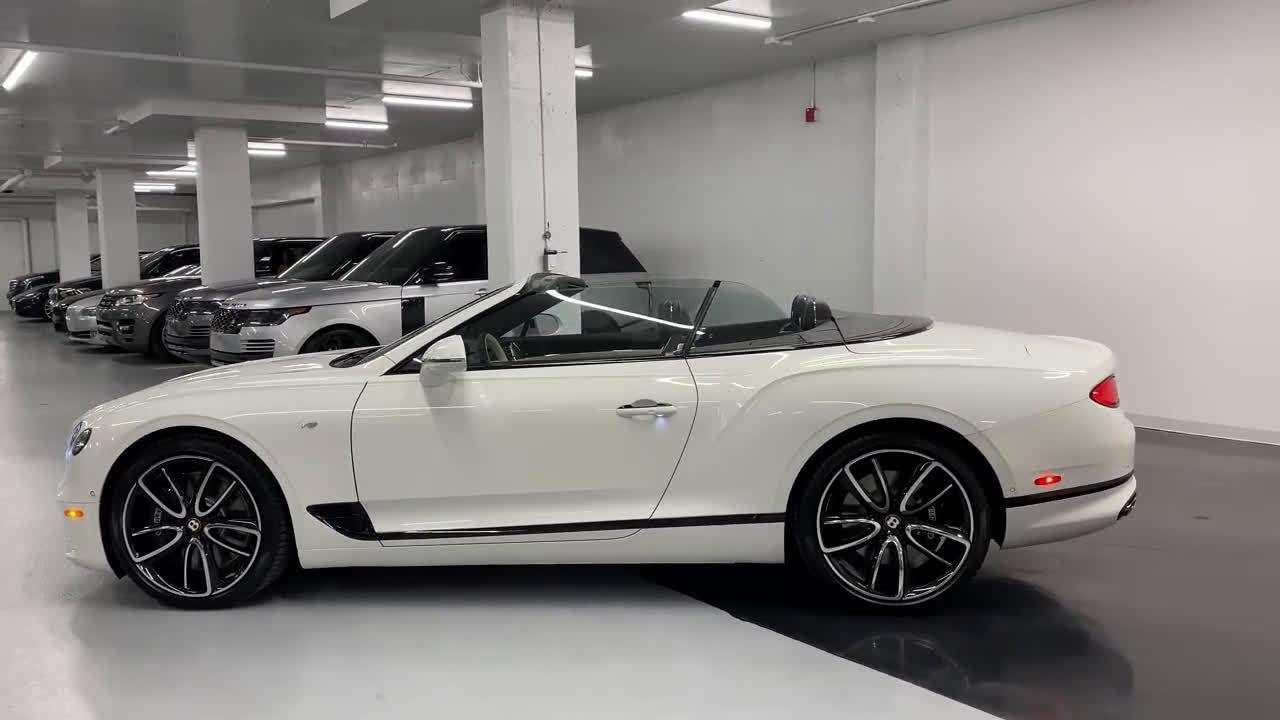 超跑并不是最佳座驾选择,2020宾利欧陆GT V8敞篷版可以算