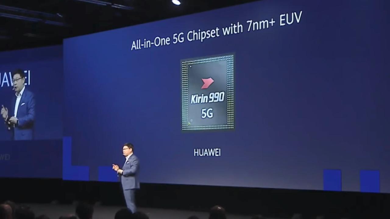 华为5G芯片一枝独秀?对比三星高通,知道华为赢在哪了!