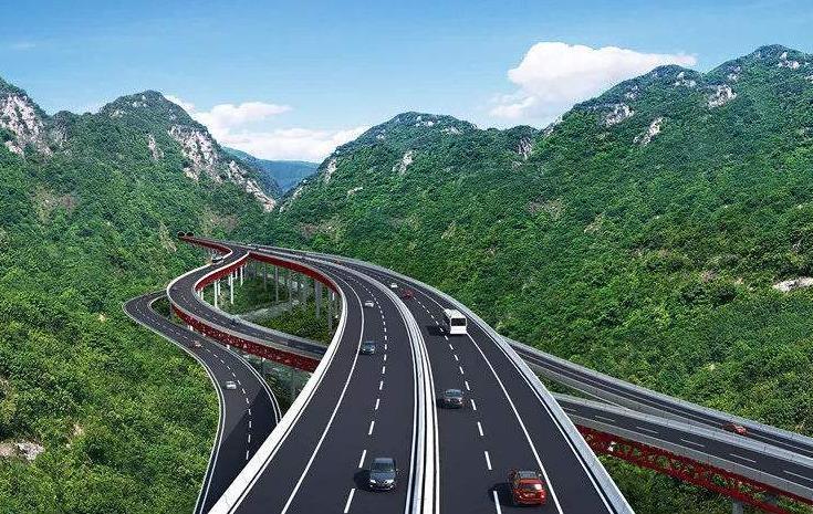 泸石高速正式动工,投资约160亿元,石棉至泸定仅需1小时