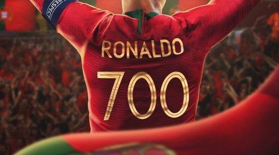 克里斯蒂亚诺罗纳尔多职业生涯700粒进球全纪录