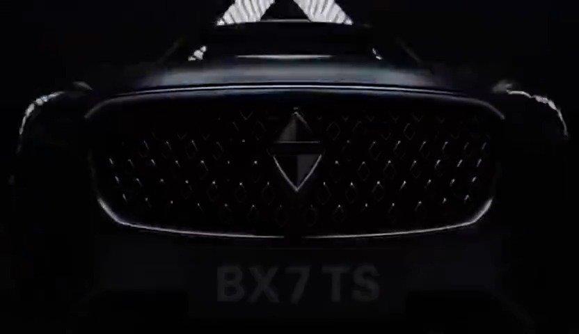 """宝沃汽车的这个广告,自我宣传好""""贵""""'。"""