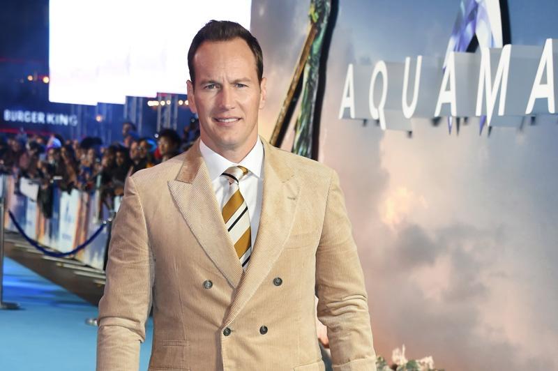 帕特里克·威尔森在新片宣传期间,透露了一些有关《海王2》的消息