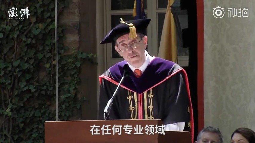 普林斯顿大学校长:上大学的意义是什么,年轻人不要被学历无用论欺骗