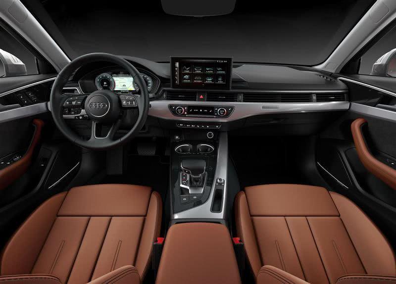 颜值提升明显!全新改款奥迪A4力战宝马3系、奔驰C级