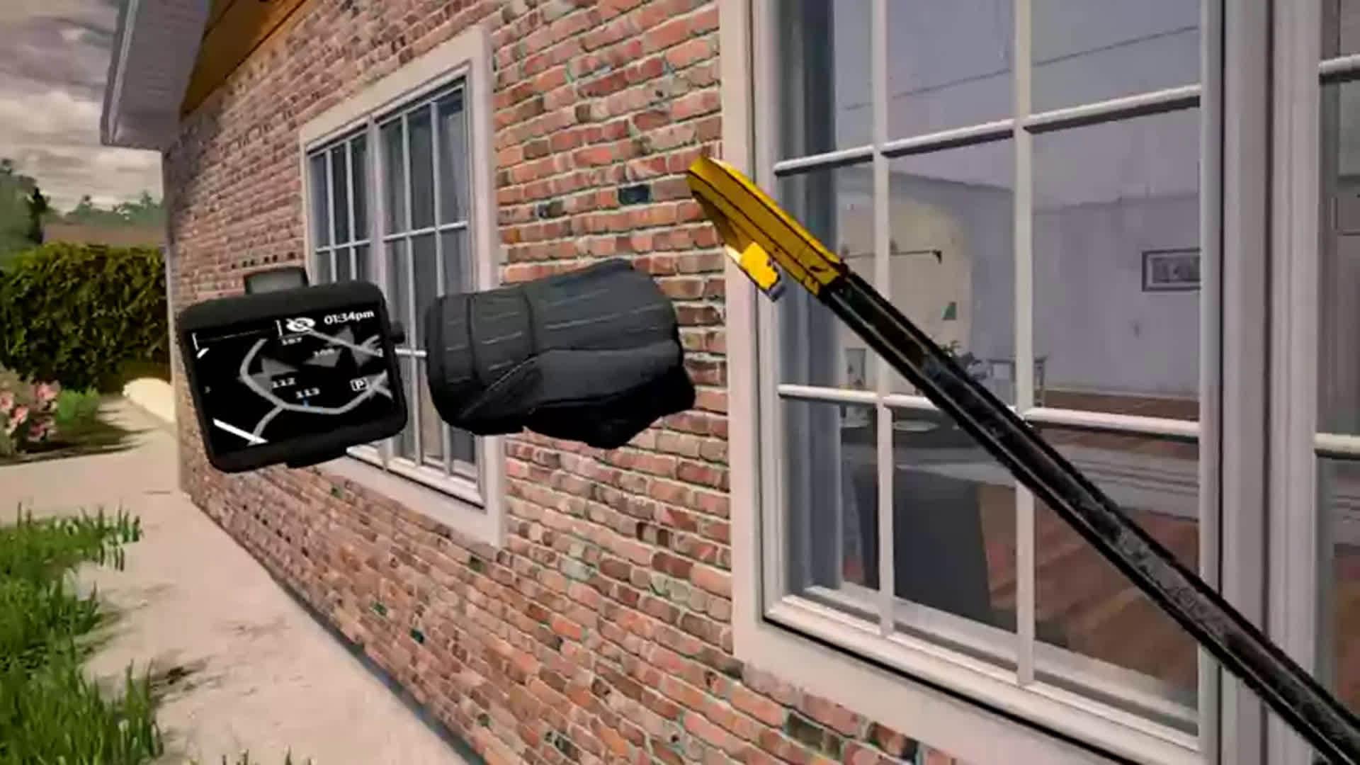 《小偷模拟器VR》上线steam