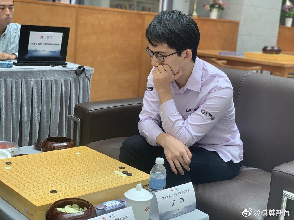 2019华为手机杯中国围棋甲级联赛第二轮第二回合对阵更新
