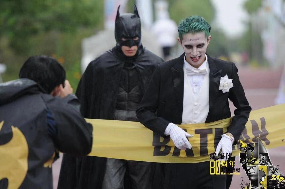 转+关 抽3个小火鸡送 蝙蝠侠路跑赛事包+奖牌