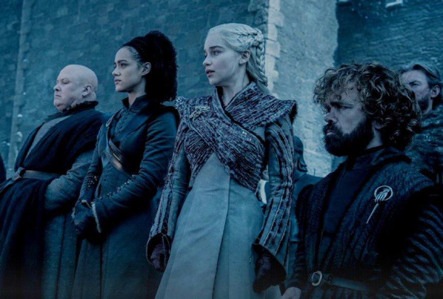 《冰与火之歌》第八季第四集再发便当!死亡角色谈退场