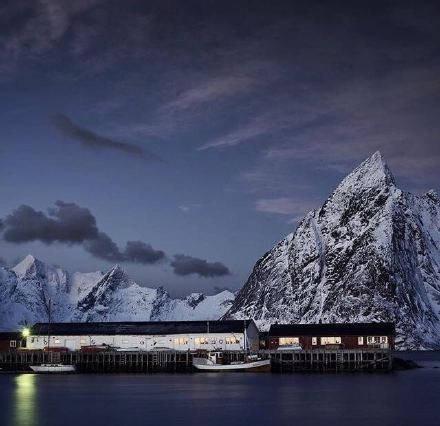 隐世桃源——罗弗敦群岛(Lofoten),想在这里和你一起看美景