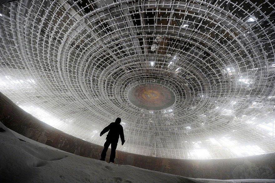 保加利亚飞碟纪念碑
