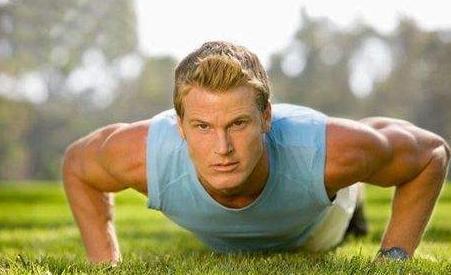 俯卧撑练胸肌,每天最低标准是多少个?
