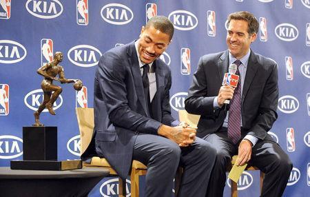 NBA那些最年轻纪录!罗斯MVP被冲击,詹姆斯诠释啥叫收割机