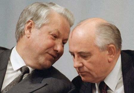 """戈尔巴乔夫的伯乐是谁,为何说他是苏联解体的""""祸首""""?"""