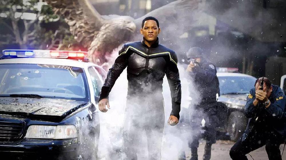 反英雄套路,《全民超人汉考克》超人遭嫌弃?