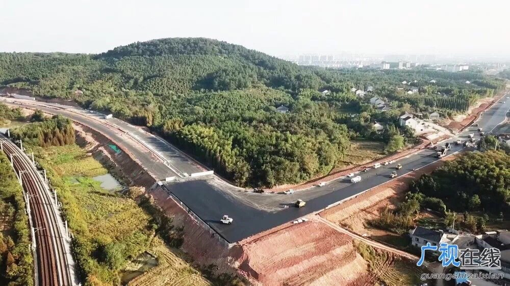 外环线12月底全线贯通S459广德绕城公路改建将于12月完成