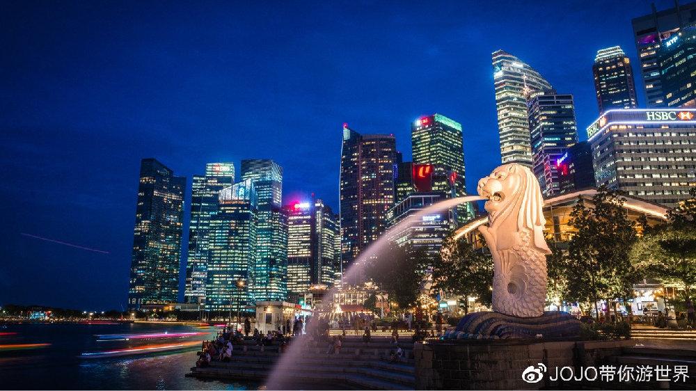 在新加坡圣淘沙,享受未来度假模式--JOJO出品