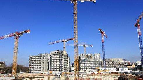 西安建筑业70年:从271万元到3925.72亿元!