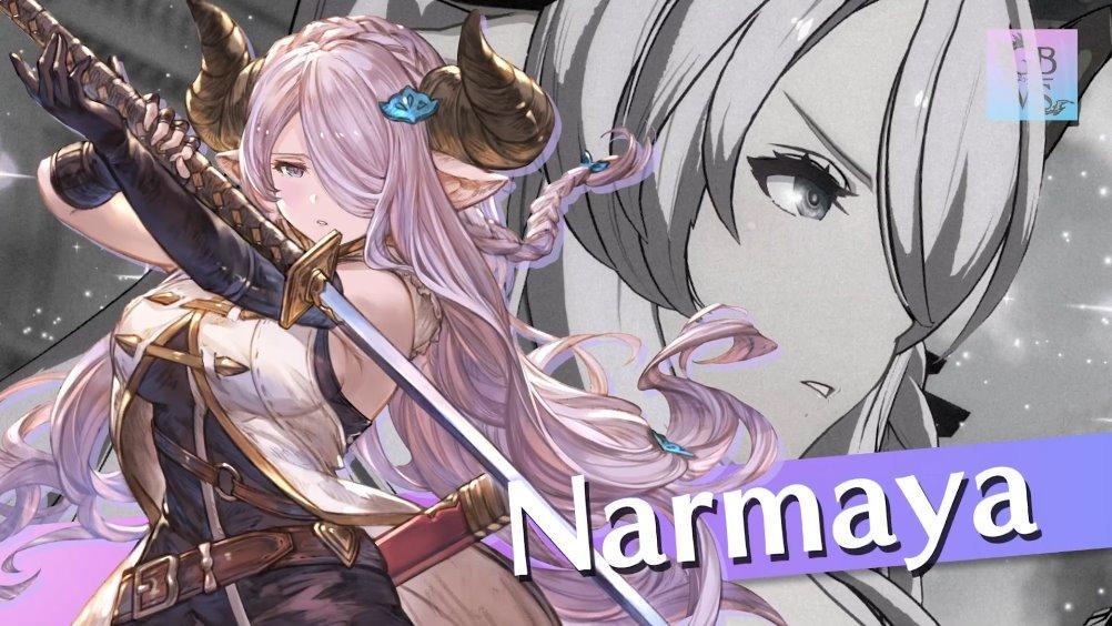 PS4《碧蓝幻想 Versus》DLC角色娜尔梅娅(CV:MAO)介绍影像公开