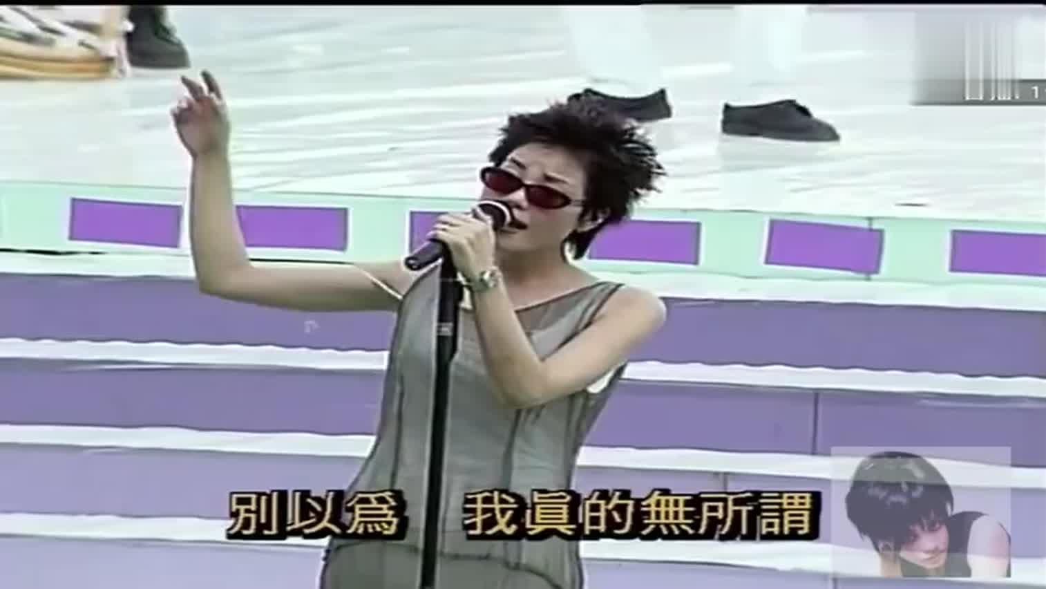 """王氏歌手在线发牌,第一张牌""""大王""""——王菲王先生"""