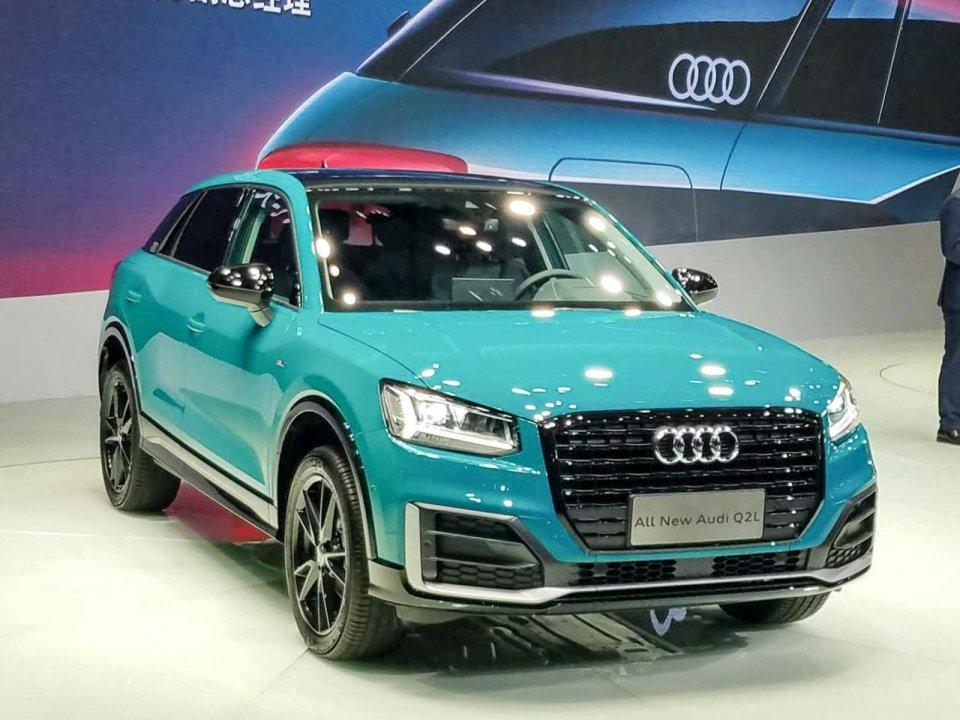 又一款全新产品,GLA只有它一半动力,最小只的性能SUV抵达。