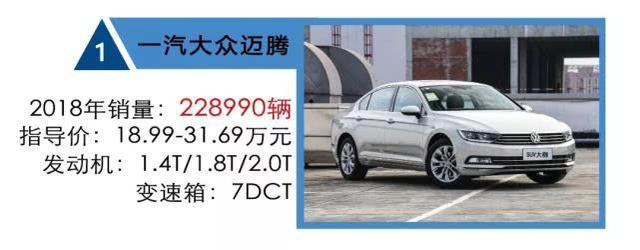 还要什么SUV,这10款中级车老司机买完都说不后悔!