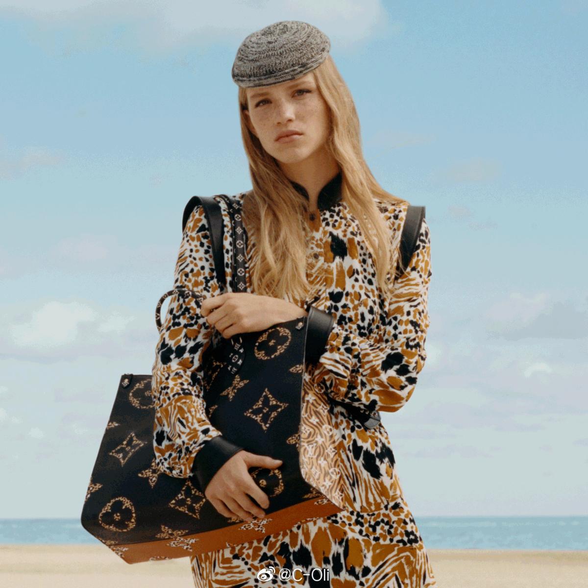 Louis Vuitton Monogram Jungle Handbags 2019 || 路易威登推出全