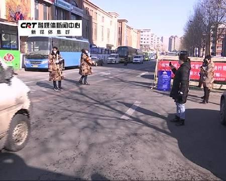 防疫志愿者刘爱军:倾己所学发挥专长 守护健康服务居民