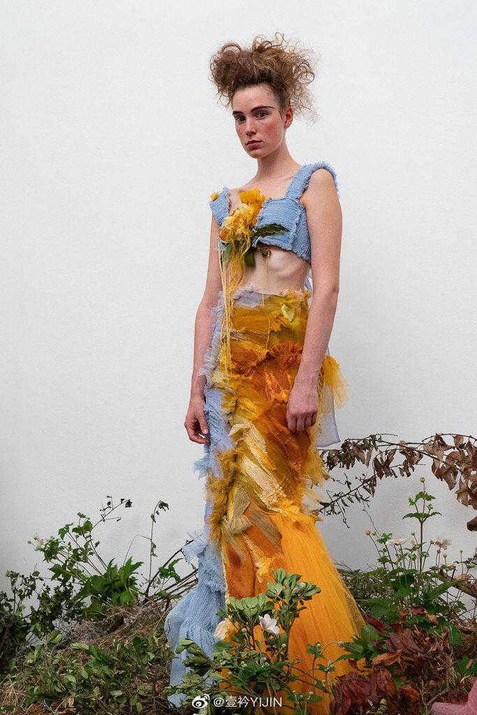 Caroline Hu | SS20 collection