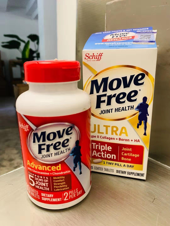 还记得父亲节的时候给大家推荐的美国最专业的关节健康品牌Move Free
