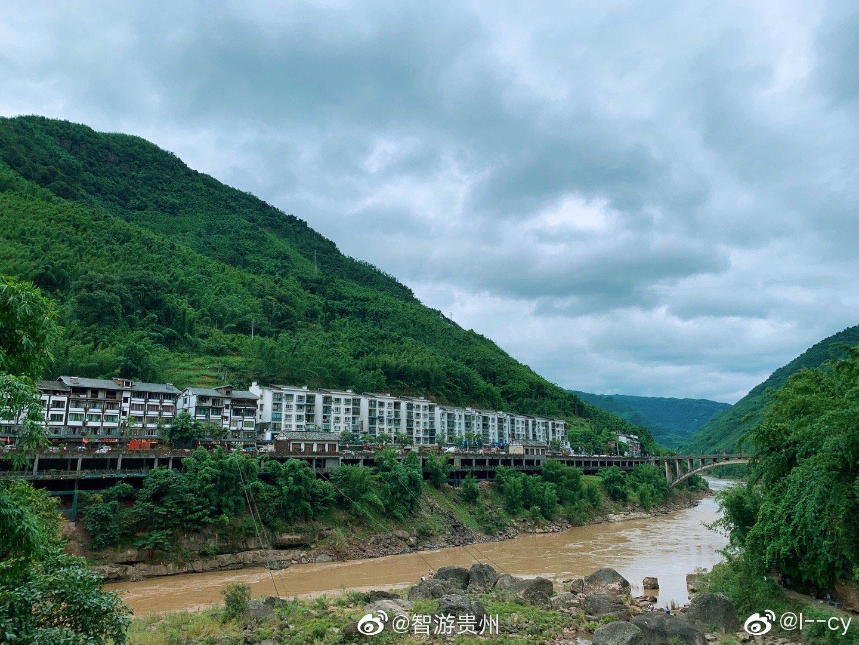 贵州赤水,丙安古镇,自古以来为川盐入黔著名驿站和商品集散地