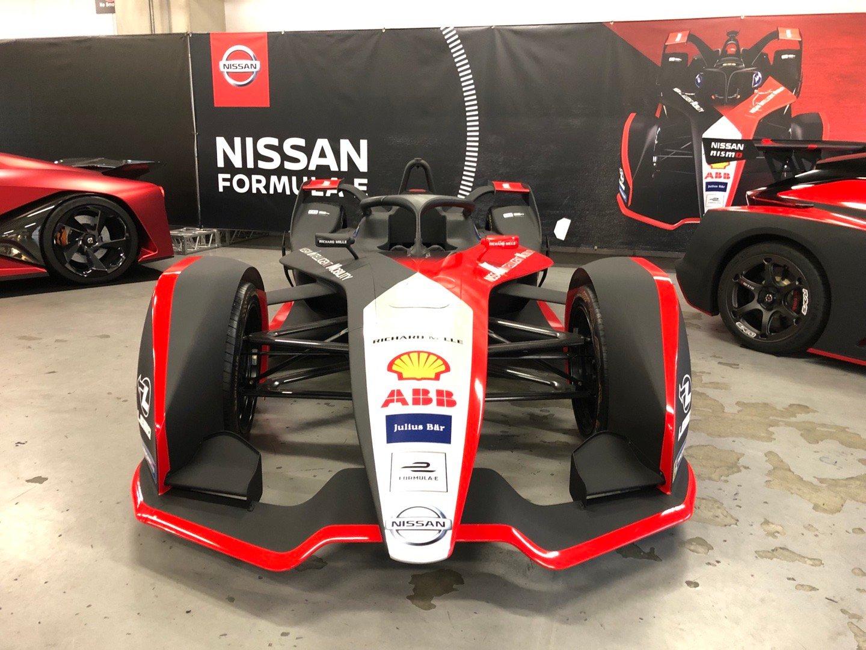 从NISSAN GT-R的Super GT赛车到FE电动方程式赛车