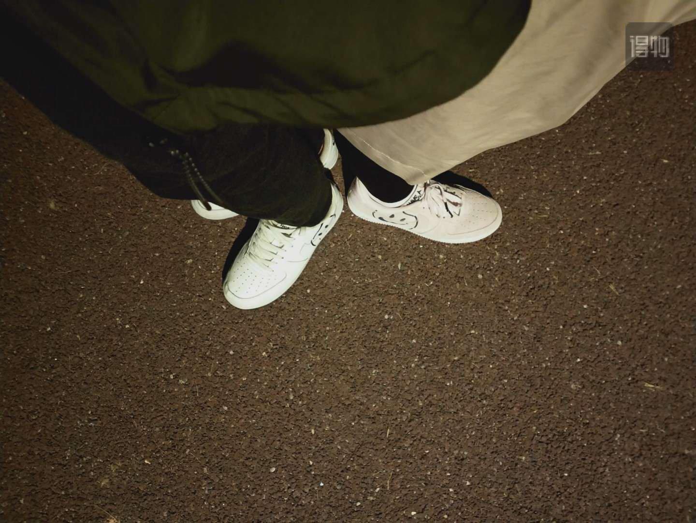 情人节怎么能少的了情侣鞋