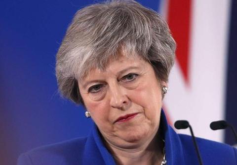 """大英帝国为何总沉浸""""日不落""""梦想?看看第2位铁娘子离职演讲"""
