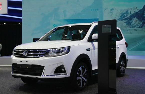 东风风行又推出一款新SUV,造型帅气 配置丰富,新增1.5T发动机