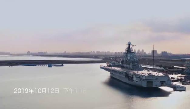 10月12日,天津,基辅号航母。名爵ZS挑战0-100km/h-0,只花了6.1秒