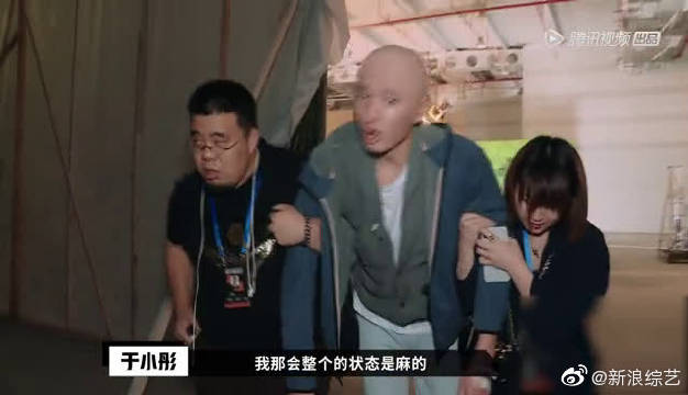 第六期《演员请就位》中@于小彤 饰演@李少红 重拍作品《亲爱的》里新