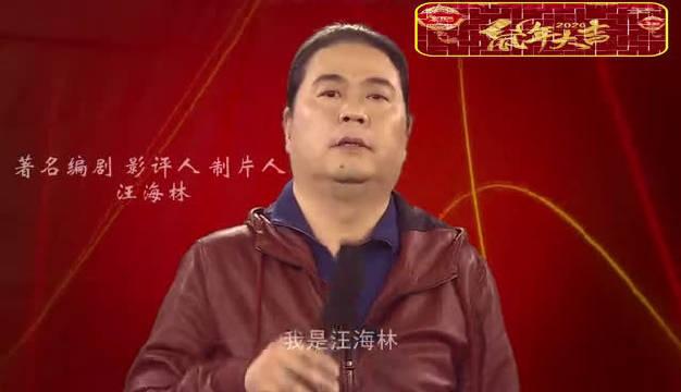 著名编剧、影评人、制片人 :汪海林